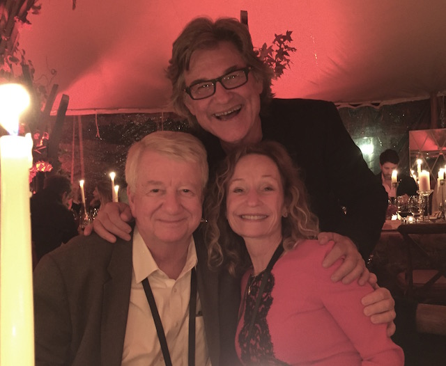 Kurt Russel at Napa Valley Film Festival 2016