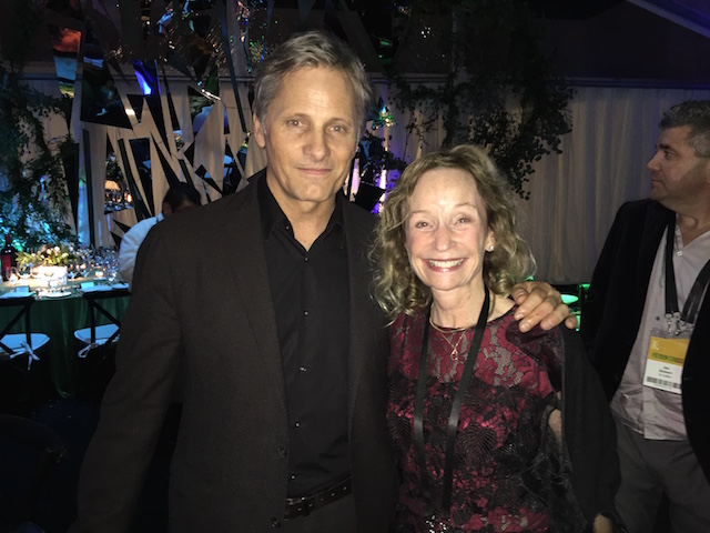 Viggo Mortensen at Napa Valley Film Festival 2016