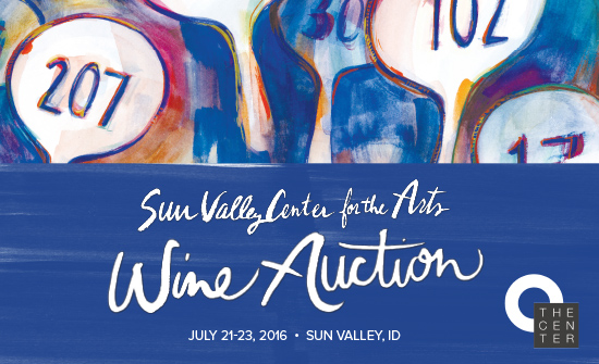 Sun Valley Wine Auction 2016