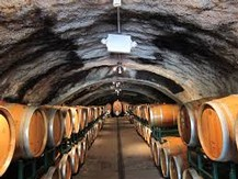 Caves at Storybook Mountain winery