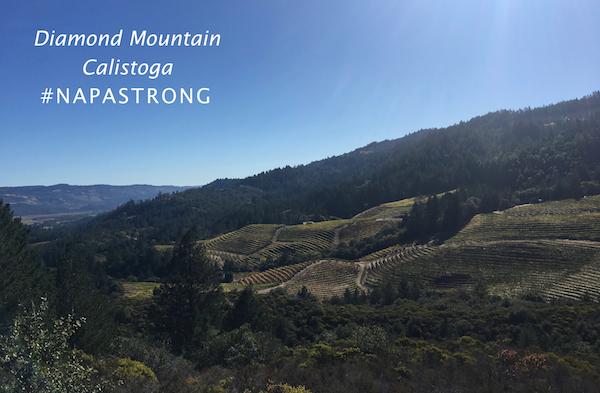 Diamond Mountain - Calistoga - #NAPASTRONG
