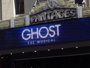 Ghost The Musical Pantages Theater Hollywood