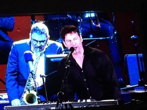 Harry Connick Jr. at the Hollywood Bowl