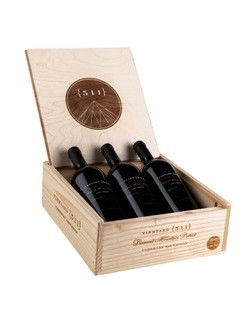 Collector's 2012 Cabernet Sauvignon in a Wood Box