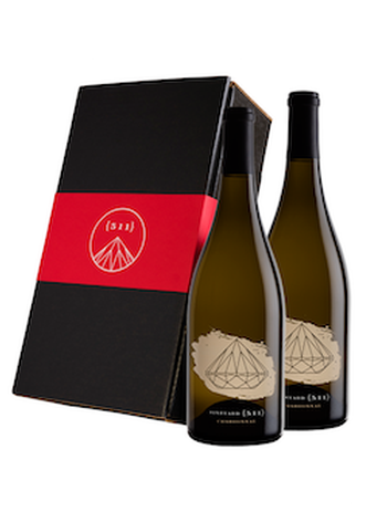 Two-bottle 2016 Chardonnay Set in a Gift Box