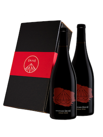Two-bottle 2018 Pinot Noir Set in a Gift Box