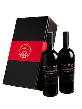 Two-bottle 2014 Cabernet Sauvignon Set in a Gift Box