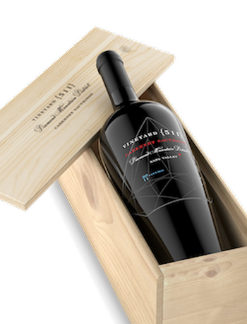 Collector's Magnum of 2011 Cabernet Sauvignon in a Wood Box