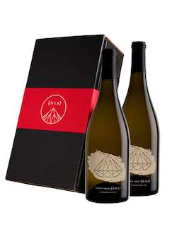 Two-bottle 2018 Chardonnay Set in a Gift Box
