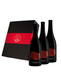Three-bottle 2017 Pinot Noir Set in a Gift Box