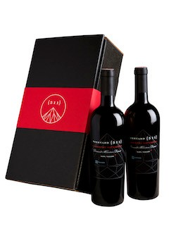 Two-bottle 2015 Cabernet Sauvignon Set in a Gift Box