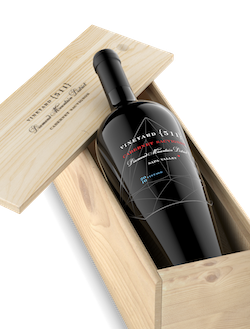 Collector's Magnum of 2010 Cabernet Sauvignon in a Wood Box