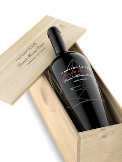Collector's Magnum of 2014 Cabernet Sauvignon in a Wood Box